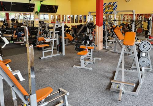 Kachel fitness