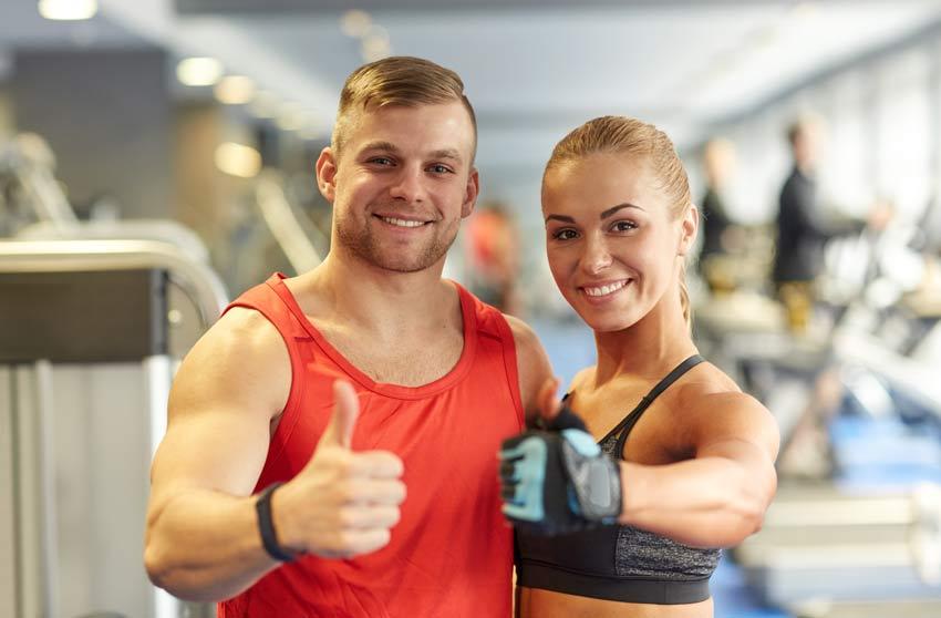 Trainerbild für Fitnessstudio in Hannover